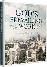 Teacher's Manual for God's Prevailing Work