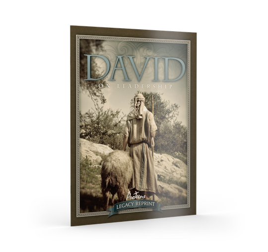 David on Leadership