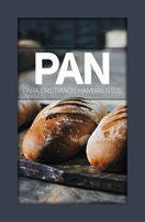 Pan - Bread, Spanish Edition
