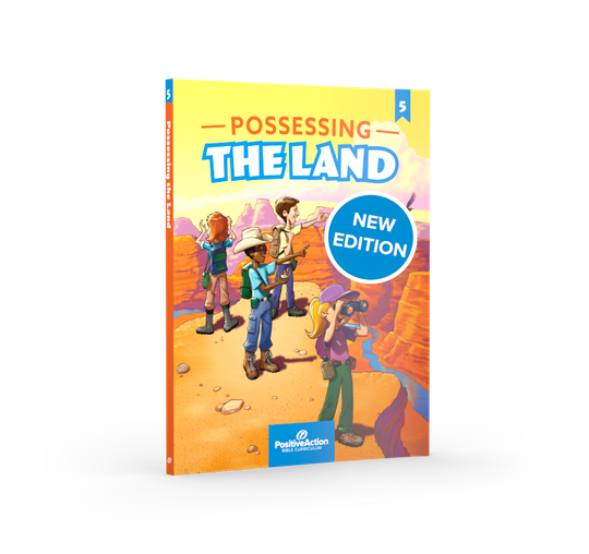 Possessing the Land - Fourth Edition