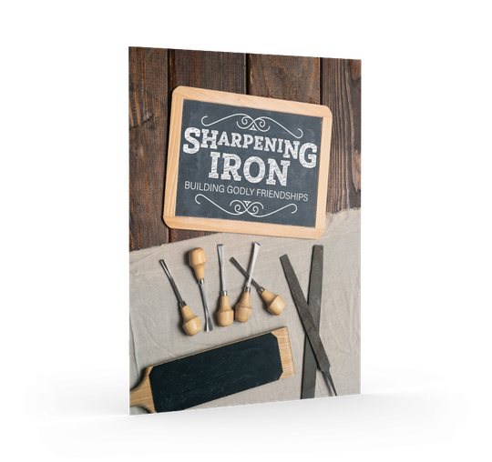 Sharpening Iron