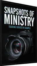 Snapshots of Ministry: Teaching Ministry by Example Photo