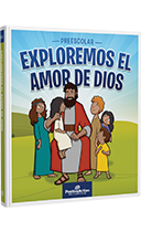 Exploring God's Love (Spanish) -Scratch & Dent Photo